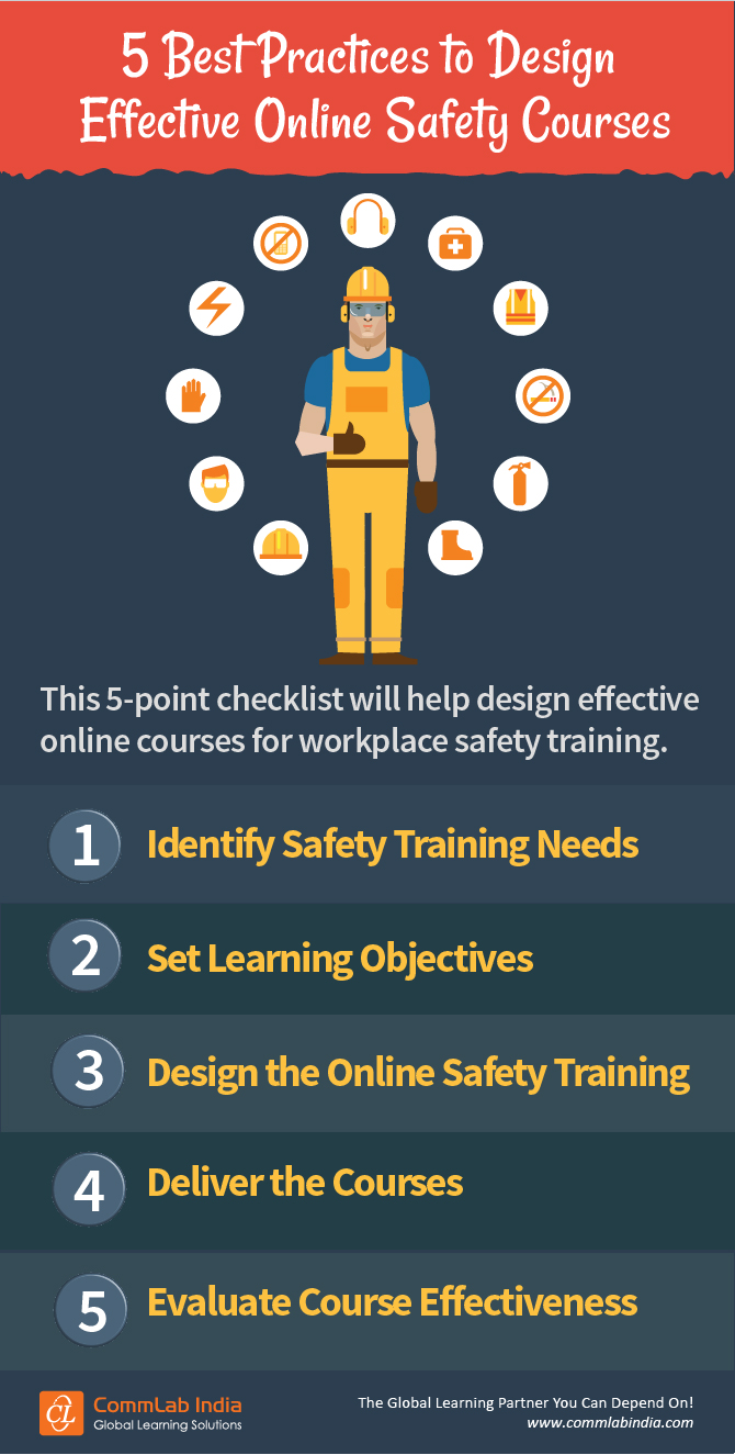 5 Best Practices to Design Effective Online Safety Courses [Infographic]