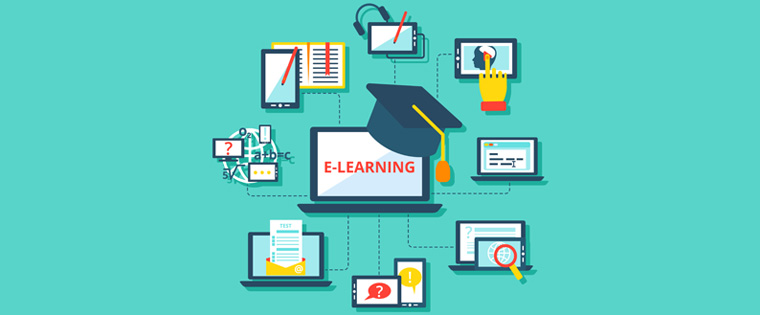 What is E-learning: Its Characteristics and Advantages [Infographic]