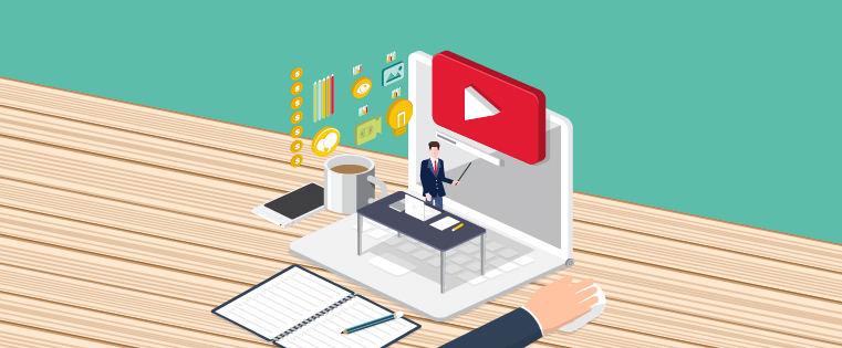Training Simplified with Animated and Real Videos