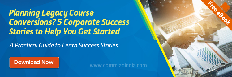 Planning Legacy Course Conversions? 5 Corporate Success Stories to Help You Get Started