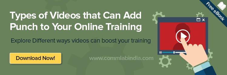 Types of Videos that Can Add Punch to Your Online Training