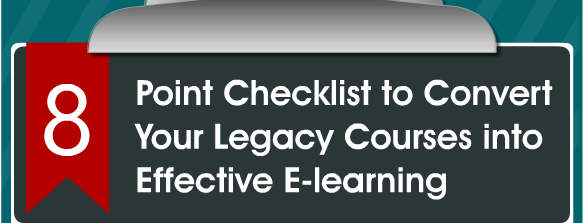Checklist for Legacy Course Conversion
