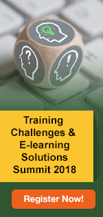 Training Challenges and  E-learning Solutions Summit 2018 - India