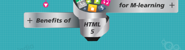 Benefits of Using HTML5 for M-learning – An Infographic