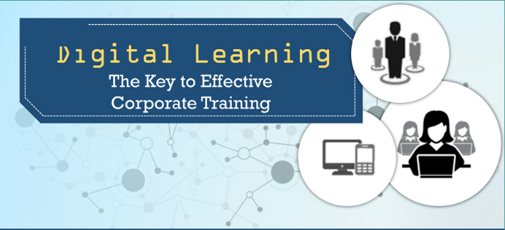 Digital Learning: The Key to Effective Corporate Training[Infographic]