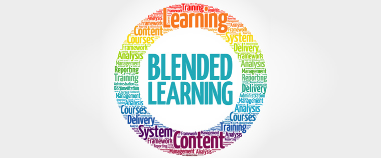 Follow the Trend: Blended Learning for Software Training