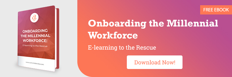 Onboarding the Millennial Workforce: E-learning to the Rescue