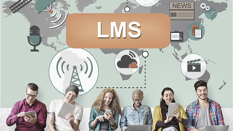 4 Tips to Facilitate Collaborative Learning With a LMS [Infographic]