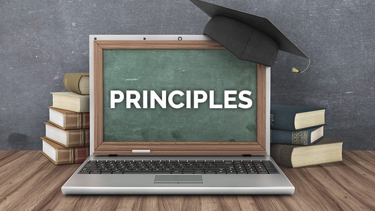 Coherence Principle and E-Learning [Infographic]