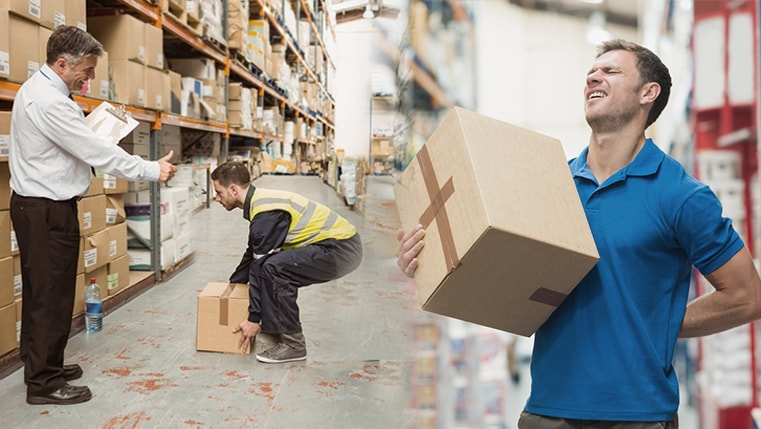 Manual Handling – Dos and Don'ts at the Workplace [Infographic]