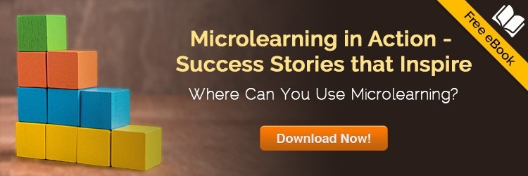 View E-book on Microlearning in Action - Success Stories that Inspire