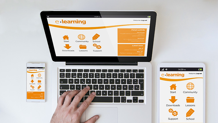 Responsive or Adaptive Design: Differences that Influence the Choice of E-learning