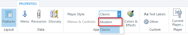 Selecting the Modern Player