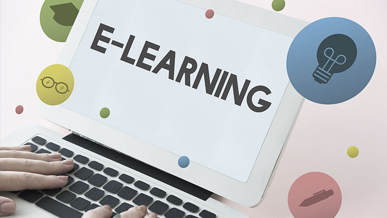Why can't my organization develop its own custom eLearning courseware?
