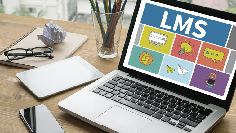 How Does an LMS Ease Training Management? [Infographic]