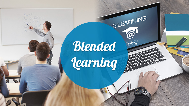 Tackle the Forgetting Curve with Blended Learning
