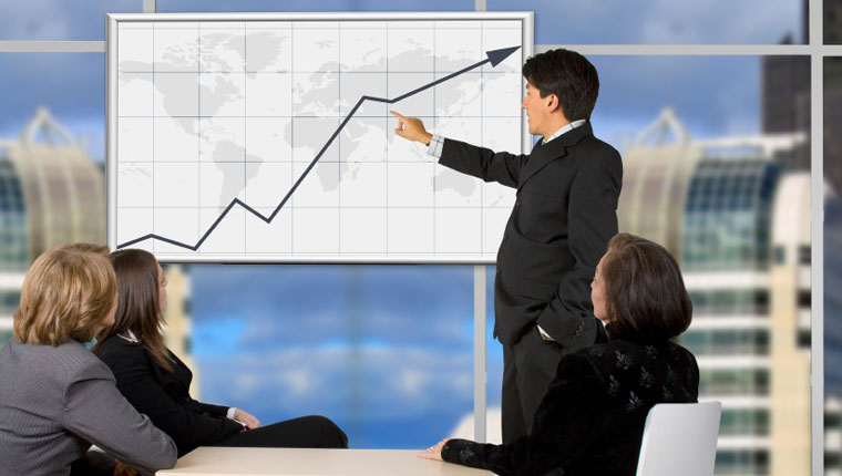 E-learning: The Solution for Quick Market Growth
