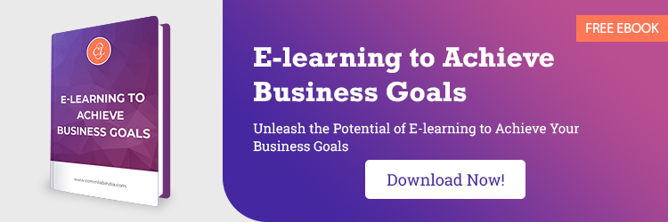 E-learning to Achieve Business Goals