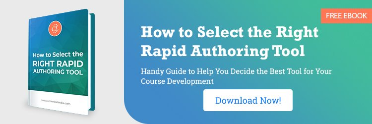 How to Select the Right Rapid Authoring Tool
