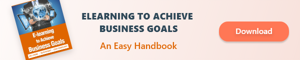 eLearning to Achieve Business Goals
