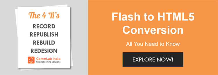 The ultimate guide to convert Flash to HTML5