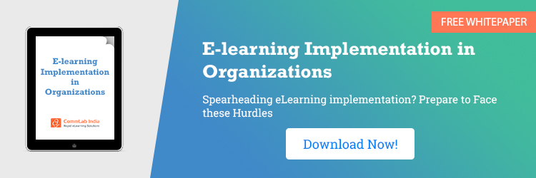 eLearning Implementation in Organizations