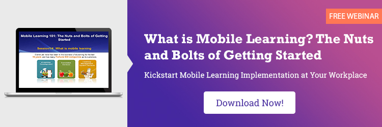 What is Mobile Learning? The Nuts and Bolts of Getting Started