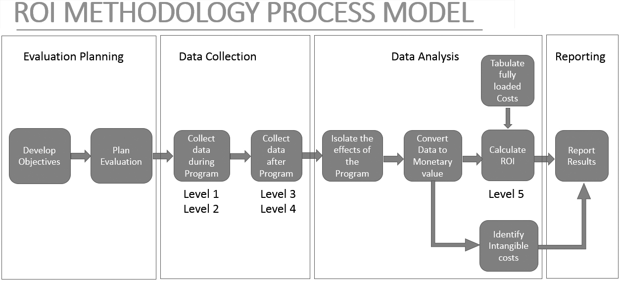 The ROI Methodology Process Model