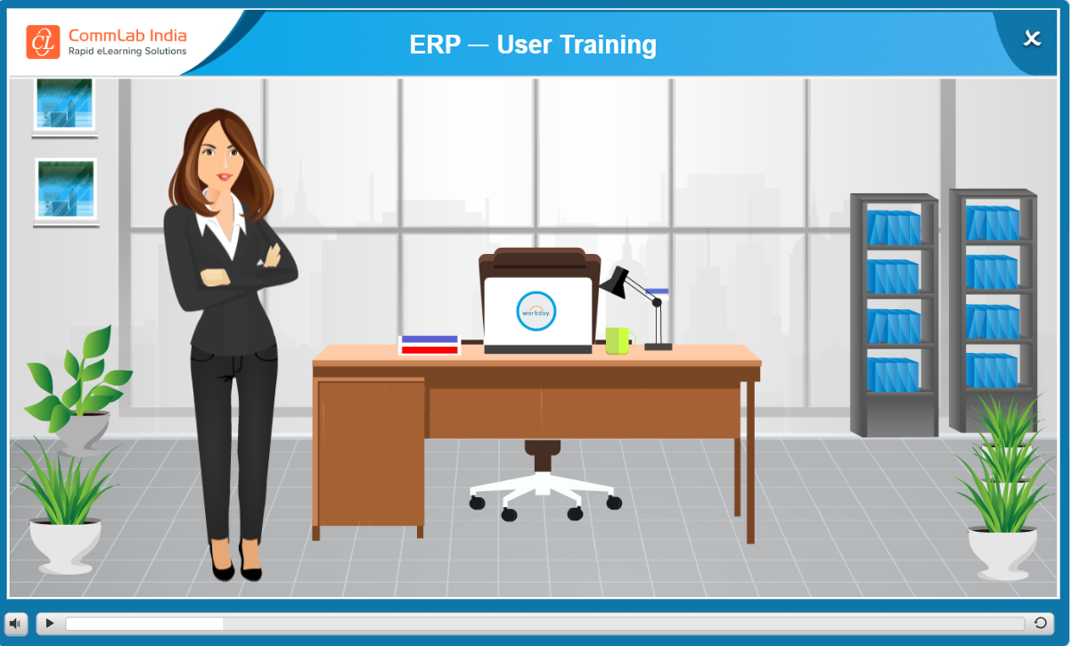 Sample course on ERP Training
