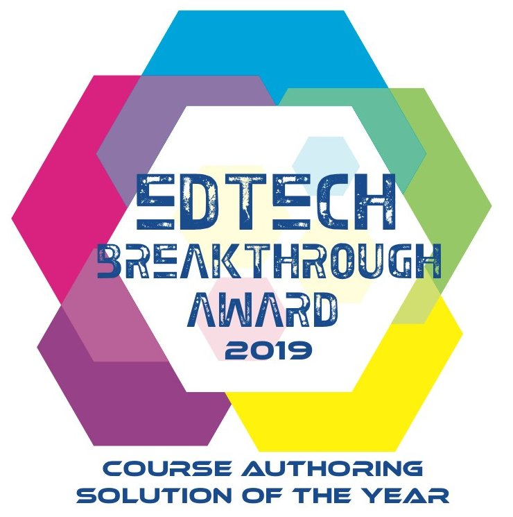 EdTech Award for Lectora
