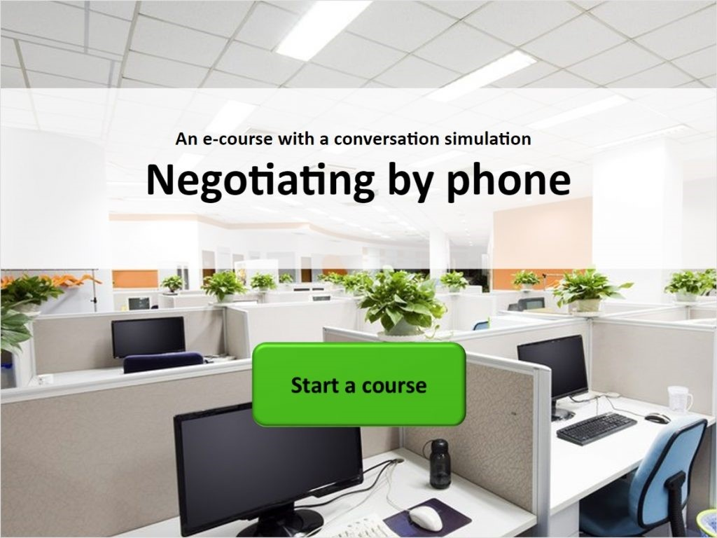 Dialogue Simulation with iSpring Suite