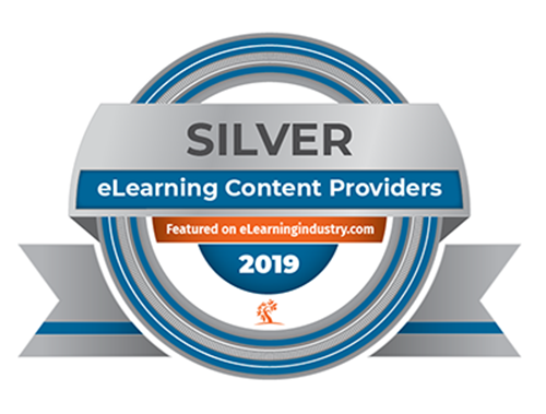 CommLab India Earns A Silver Award for eLearning Content Development in 2019