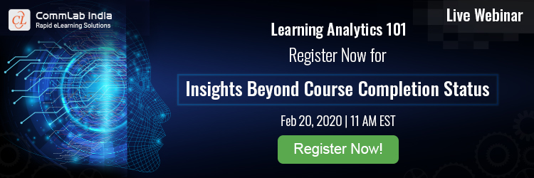 Learning Analytics - The What and the Why