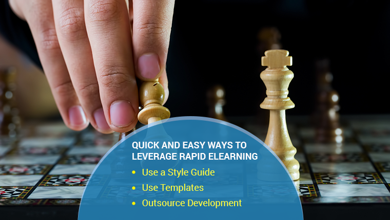3 Quick Tips to Get the Maximum from Rapid eLearning [Infographic]