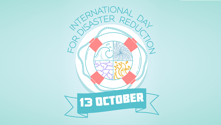 Let's Connect on the International Day for Disaster Risk Reduction