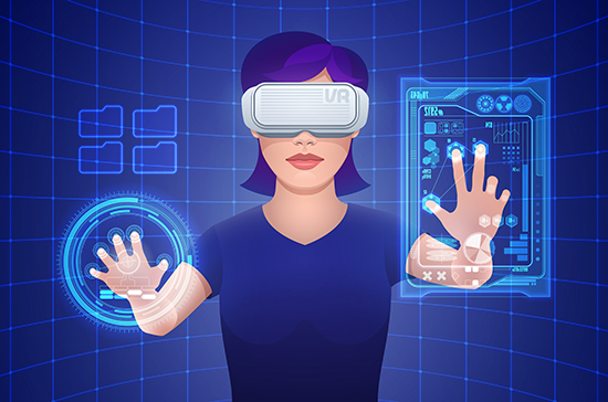 Immersive Learning via Augmented & Virtual Reality