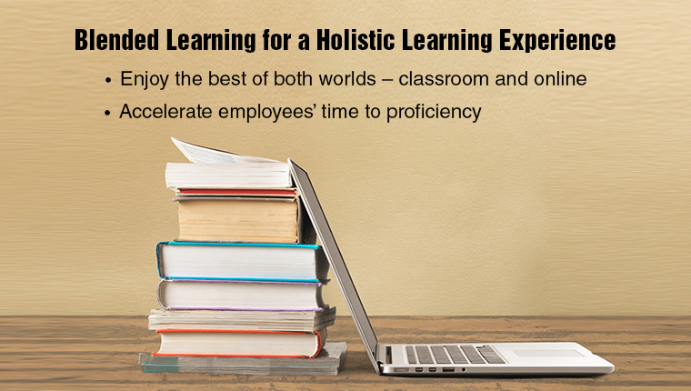 Blended Learning for a Holistic Learning Experience [Infographic]