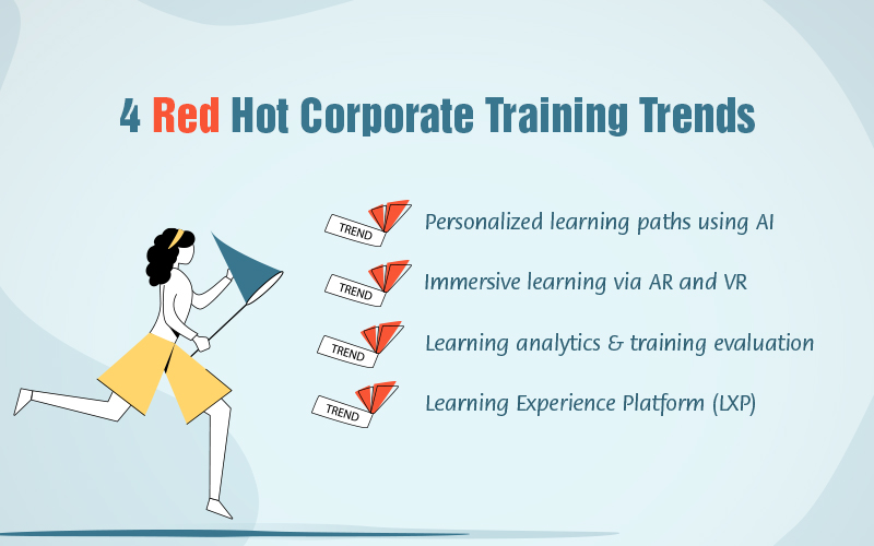 Trends in Corporate Training Today: Where Should Organizations Focus?