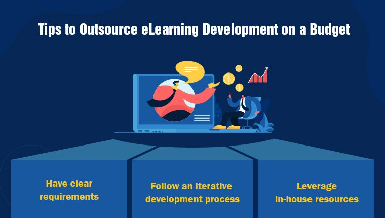 5 Tips for eLearning Outsourcing Budget – Make Stakeholders Happy [Video]