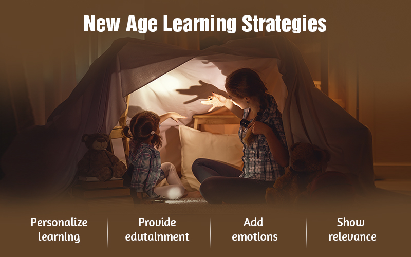 New Age Learning Strategies – Webinar in Collaboration with iSpring
