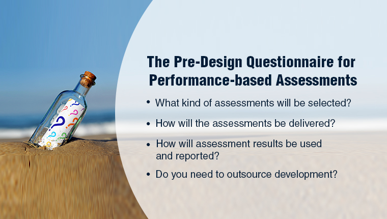 6 Questions to Ask Yourself about Performance-based Assessments