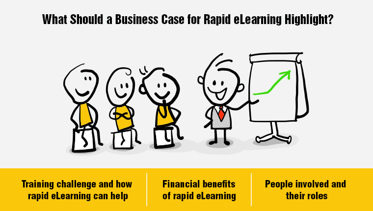 5 Tips to Make a Strong Business Case for Rapid eLearning