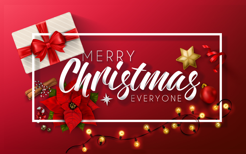 Christmas Greetings to You from All of Us at CommLab India