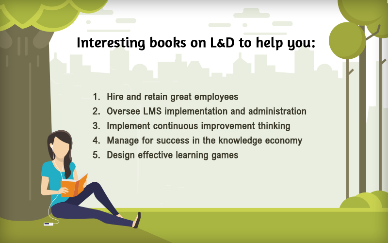 5 Must-Read Books for L&D Professionals