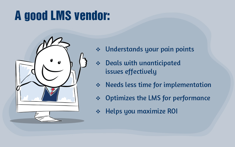 5 Reasons for Choosing an Experienced LMS Vendor [Infographic]