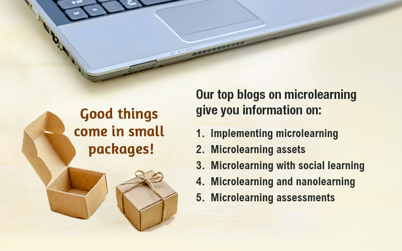 Microlearning – Top 5 Blogs of 2019 for the Holiday Season
