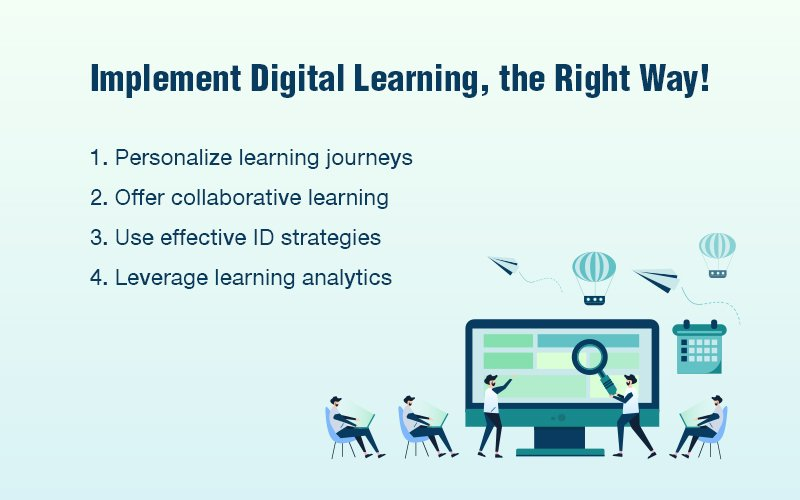 A Handy Guide for Developing Digital Learning that Works!