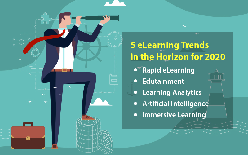 eLearning Trends for 2020 – A Close Look at 5 Game-Changers