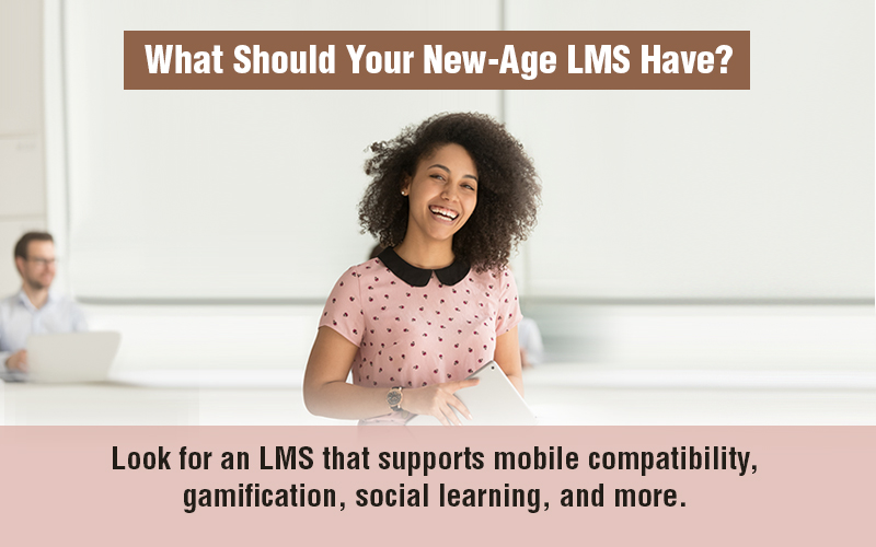 Shift to the New-Age LMS for Your New-Age Learners [Infographic]
