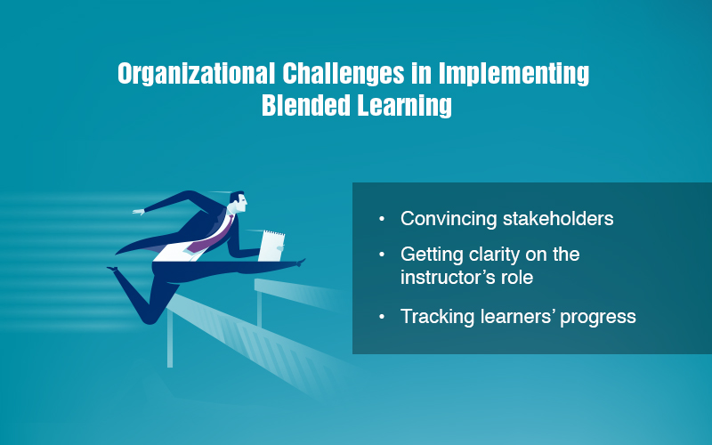 Blended Learning Implementation: 3 Roadblocks and their Solutions
